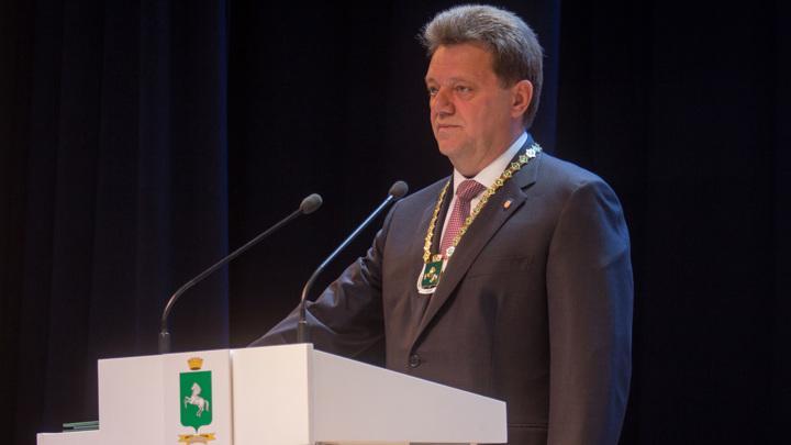 Мэра Томска Кляйна задержали по подозрению в превышении полномочий