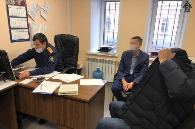 Генеральный директор акционерного общества «Нижегородский водоканал», заключен под стражу