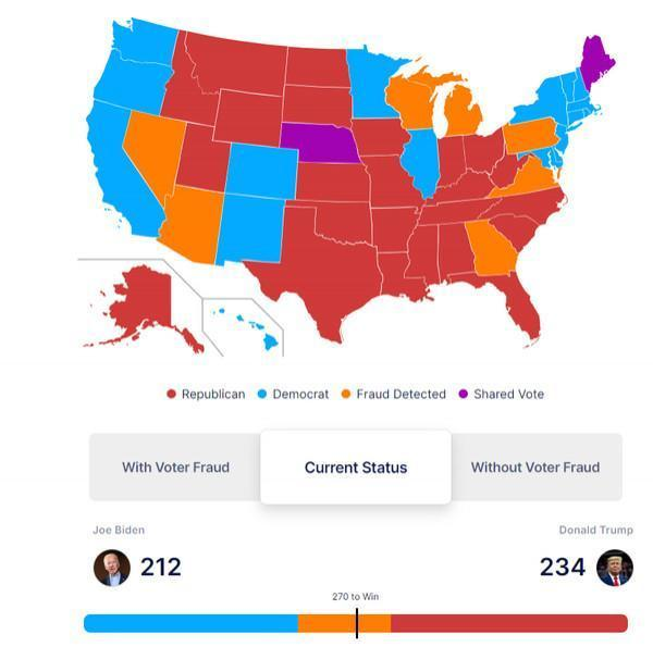 Выборы президента США 2020 каждый новый день приносят поводы для смеха и закупок попкорна