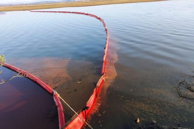 Последствия разлива топлива в Норильске