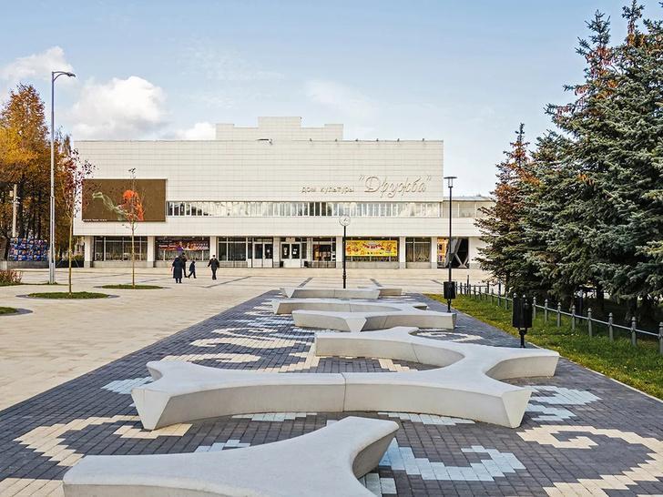Прогулки по Москве. Благоустроенные парки Люблино, Вороновское, Клёновское