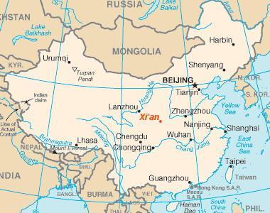 Почему Китай стесняется «своих» древних пирамид?