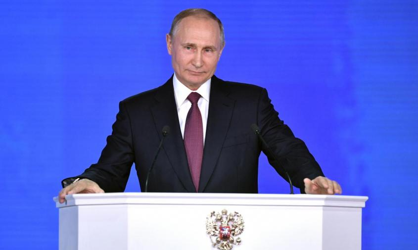В США обеспокоились ядерной доктриной России, понимая «неотвратимость возмездия»