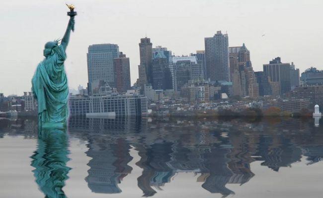 В Госдепе испугались, что Россия в ответ может «Посейдонами» затопить города США