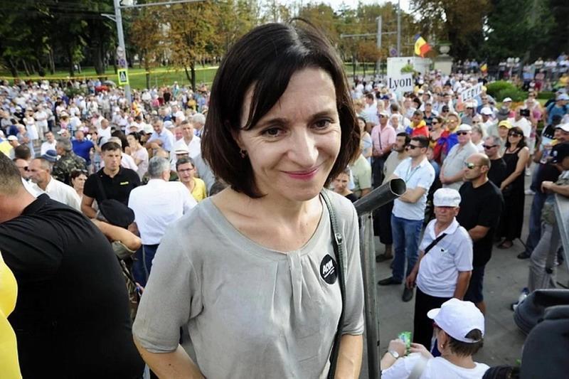 Выборы президента Молдавии 2020: побеждает Майя Санду, набрав 56 процентов голосов
