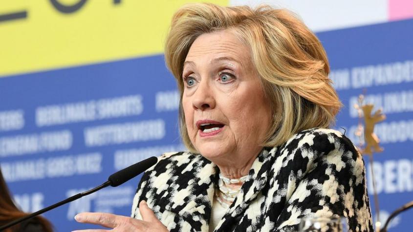 Глобалистка Глобалистка Клинтон публикует план Америки для мира: хорошая новость для России