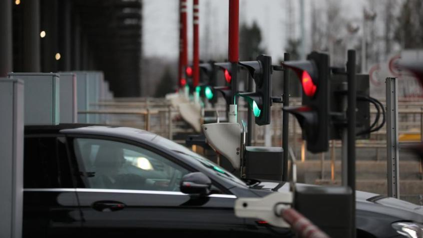 В России платные дороги будут работать по одной системе