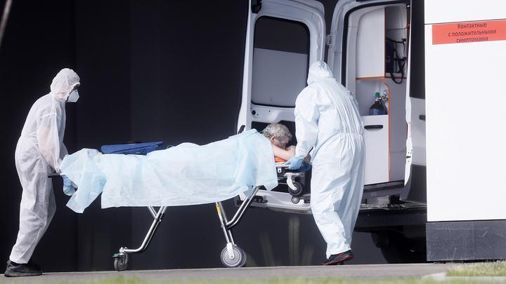 Россия занимает 100-е место в мире по летальности от коронавируса