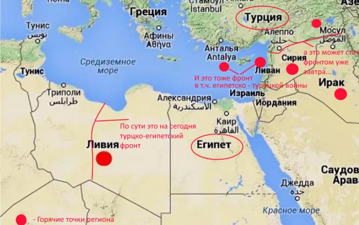 Турция. «Арабский мир» против «Тюркского мира»: Если первые начинают, то вторые проигрывают