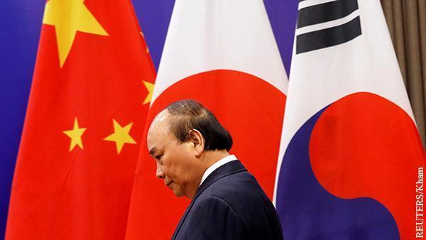 Китай нанес экономике США удар в спину её же оружием