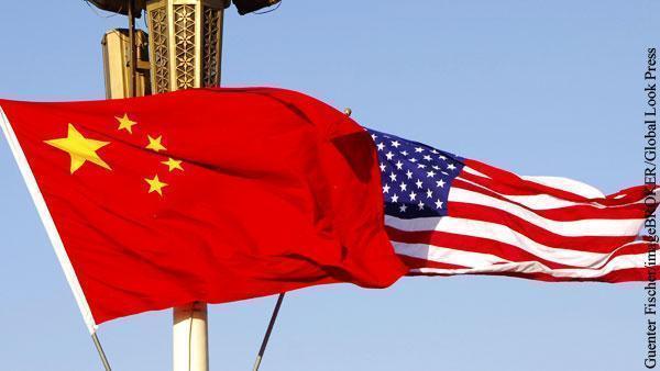 Холодную войну США против Китая вдохновила доктрина развала СССР