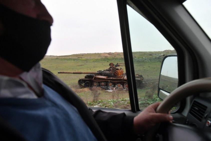 44 дня войны и ее итоги. Армянская рефлексия на тему поражения в Карабахе