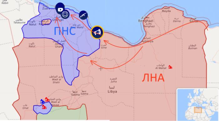 Геополитика. Турко-египетская война и новый ближневосточный порядок