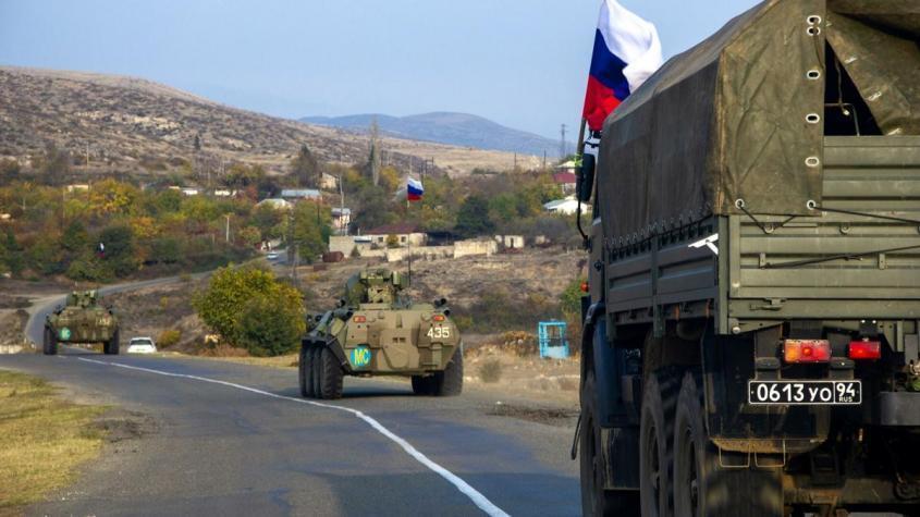 Соцопрос показал, как в Армении относятся к России после карабахской войны