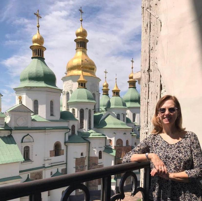 Руководящая Украиной американка Кристина Квин хочет зачистить на Украине все русское