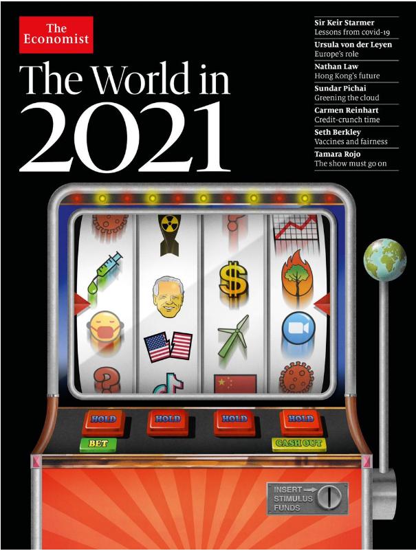 Что напророчил Economist на 2021 год и с какой целью