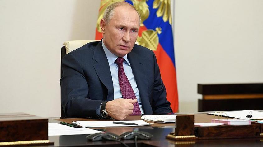 Путин: попытки реабилитации нацистских преступников – удар по безопасности мира