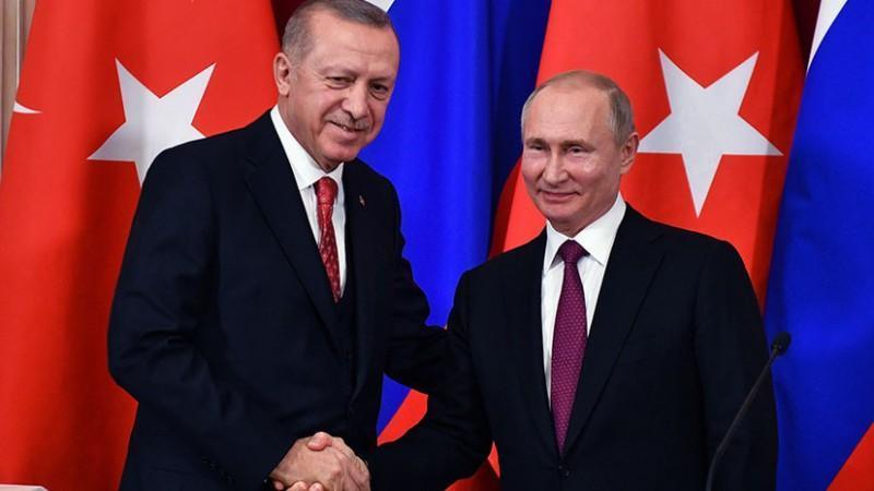 Чем обусловлена общность геополитических интересов России и Турции?
