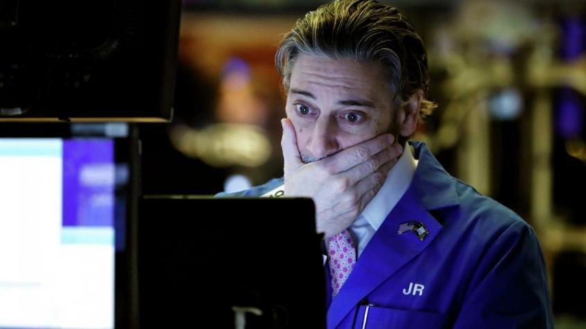 Фондовый рынок США на грани обвала. Крах доллара