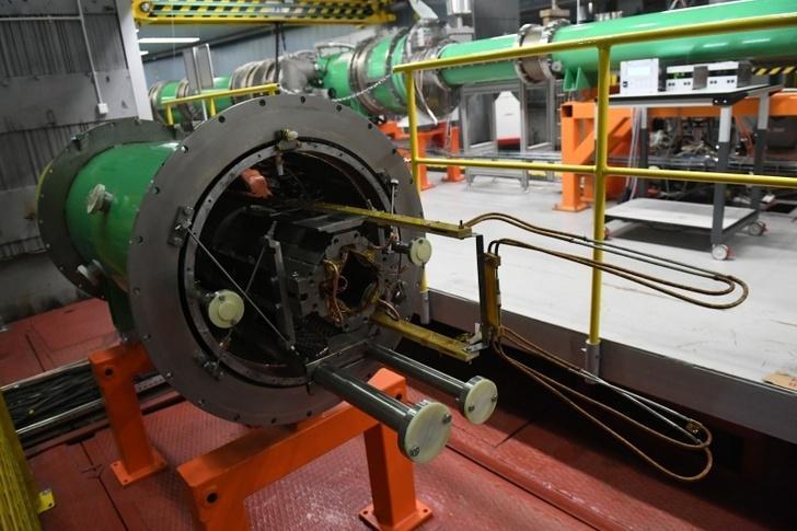 В Подмосковном наукограде Дубна запустили ускоритель для коллайдера NICA