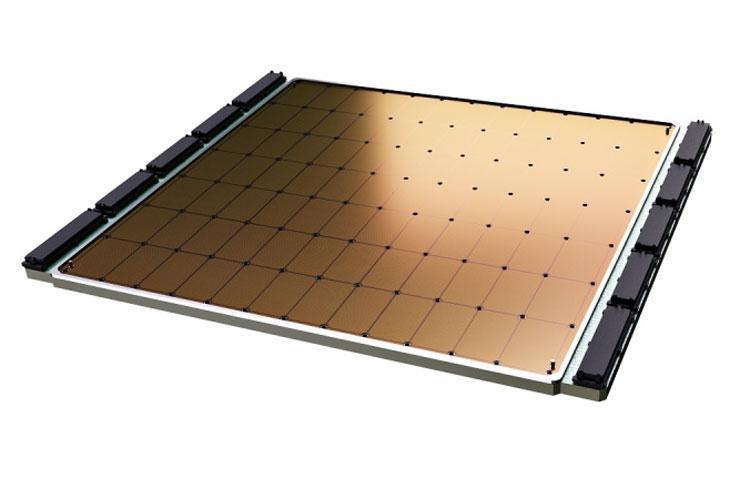 Огромный процессор оказался в сотни раз быстрее суперкомпьютера на базе NVIDIA GPU