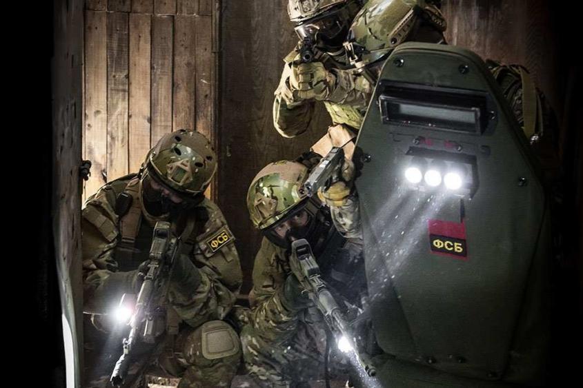 ФСБ обнаружила целую тайную армию ИГИЛ в российской колонии