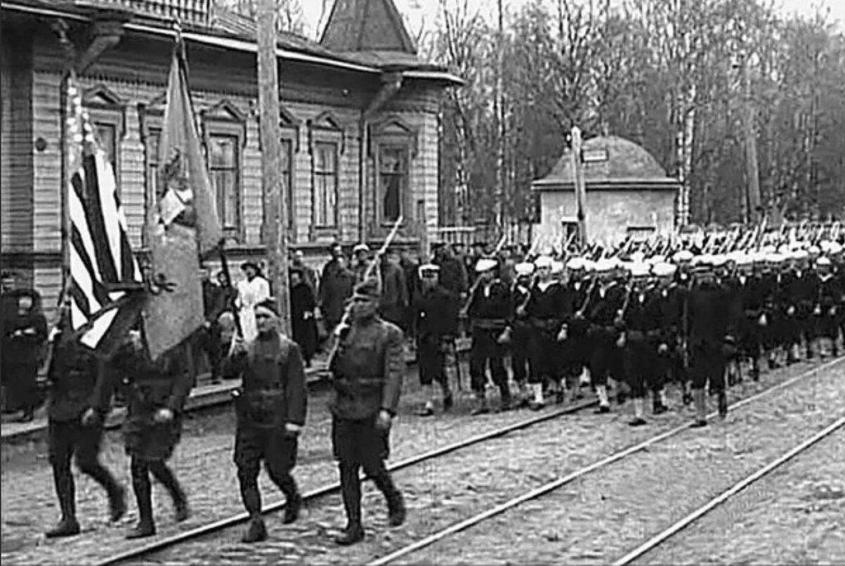 Забытая оккупация: 100 лет назад армия США вторглась в Россию