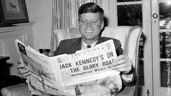 Байден станет вторым «фейковым президентом» после демократа Кеннеди