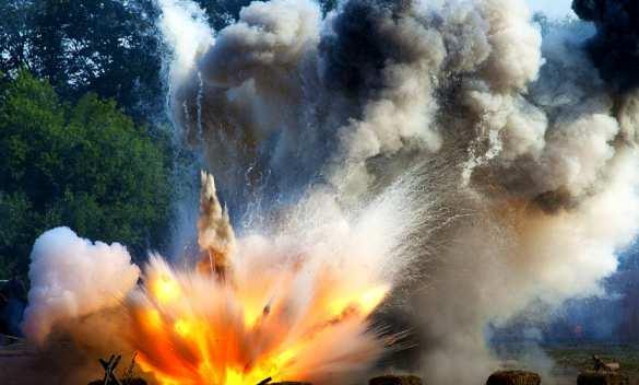 В Карабахе при взрыве мины убит высокопоставленный командир армии Азербайджана   Русская весна