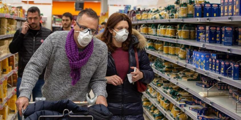Штрафа с продавцов за то, что покупатель без маски, никакого нет! Это ложь продавцам их руководства