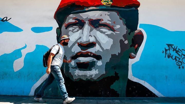 Бомба под Байдена: Команданте Чавес и Dominion поможет Трампу остаться президентом США?
