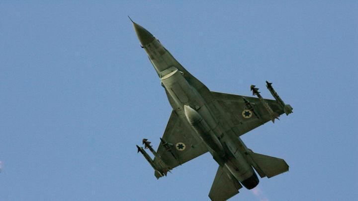 Еврейские террористы нанесли ракетный удар по Сирии