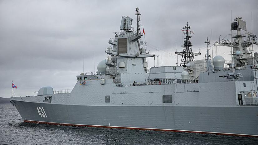 Импортозамещение в ВМФ России: оснащение «адмиральских» фрегатов новыми двигателями