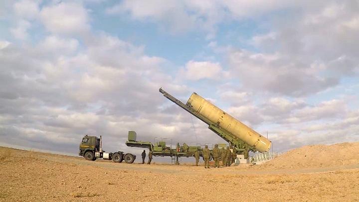 В России успешно испытала новую ракету системы ПРО