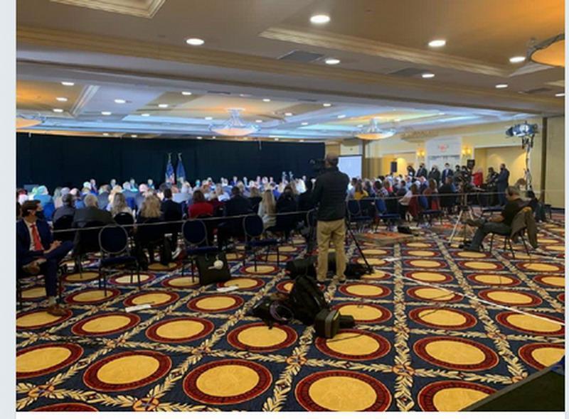 В Пенсильвании прошли слушания о нарушениях на выборах президента США