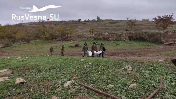 Карабах завален тысячами трупов: жуткая правда о бойне от армии России | Русская весна