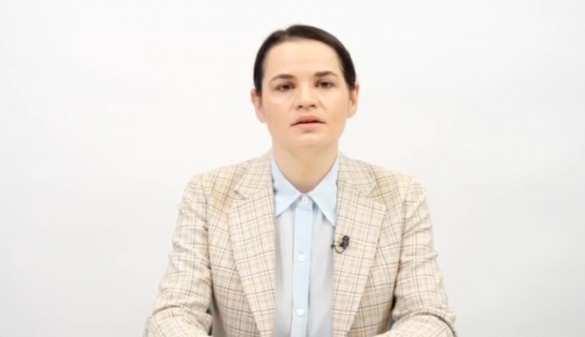 Байден пригласил Тихановскую на свою инаугурацию (ВИДЕО)   Русская весна