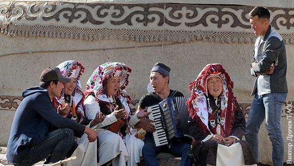 Киргизы делают выбор между нищетой, русофобией и изучением русского языка