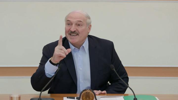 Лукашенко рассказал о перехваченном разговоре
