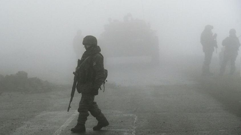 Добровольцы рассказали, с кем столкнулись в Карабахе:
