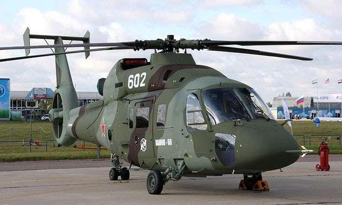 Ка-60 «Касатка» идёт в войска