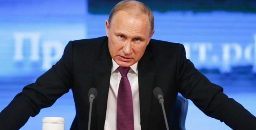Путину никто в мире не может ставить свои условия