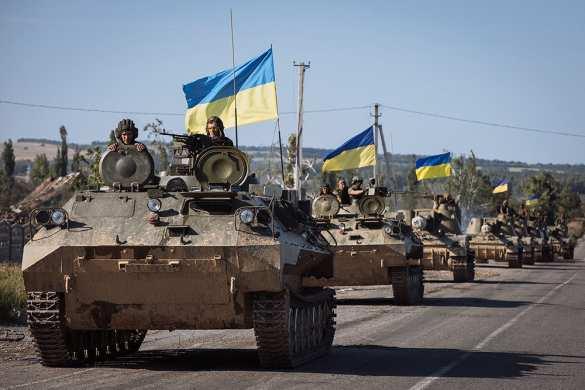 ВСУ готовится к наступлению на Донбасс после Карабаха?  | Русская весна