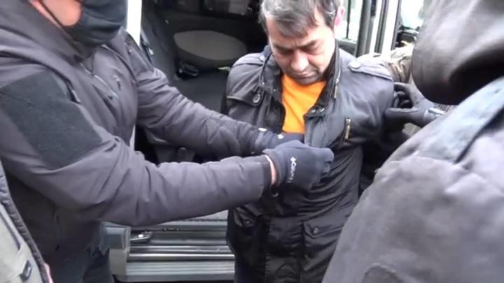 В Чечне задержаны боевики банды Басаева, напавшие на колонну военных в 1999 году