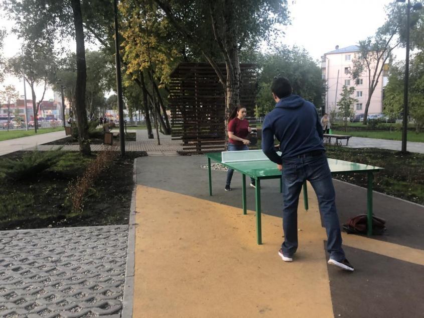 Благоустройство страны. От Ленинградской области до Орловской