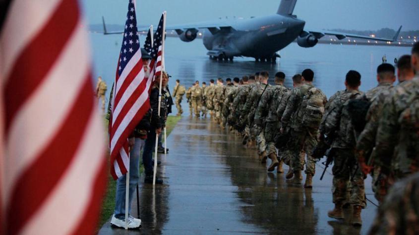 Трамп уходит с шумом. Готовятся ли США к удару по Ирану