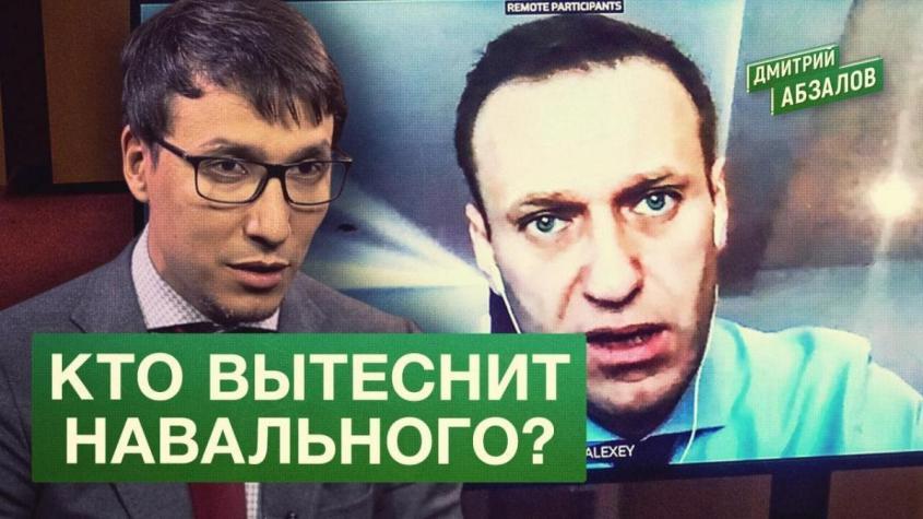 Кто вытеснит из политики Навального? Еврей Кац предлагает сдаться