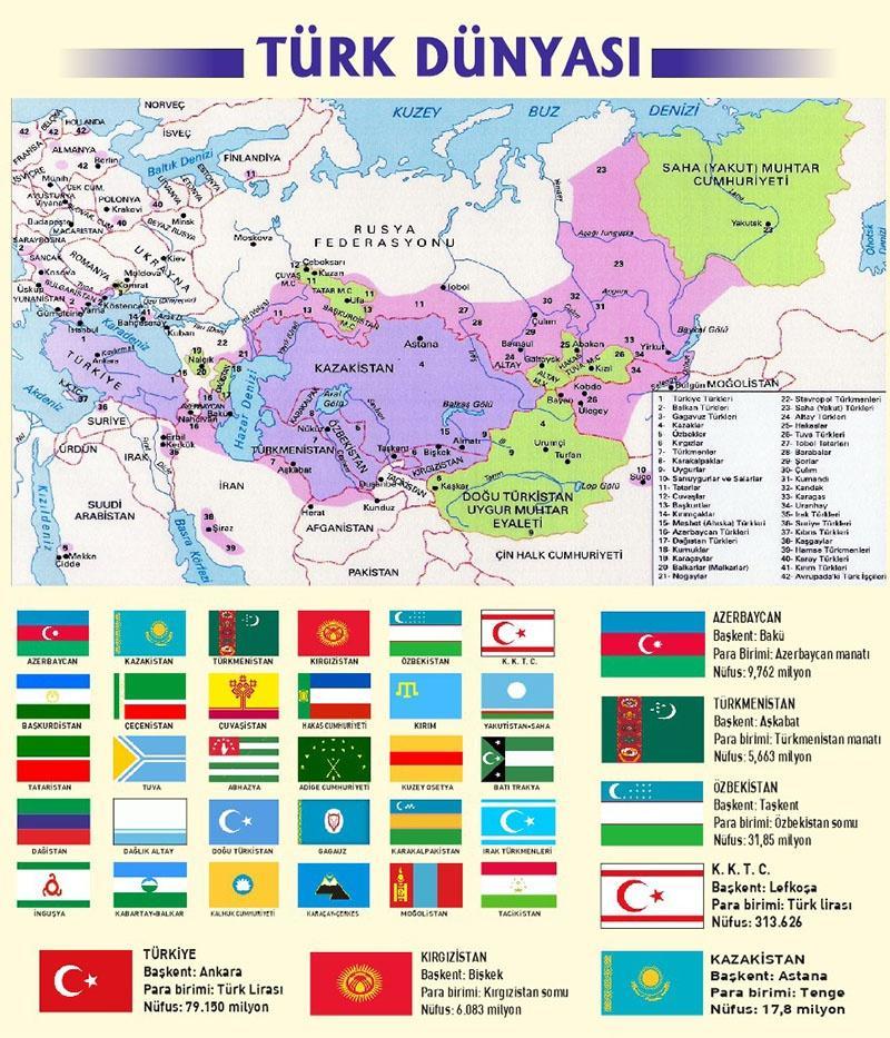 Геополитические амбиции Турции. Блистательная Порта или Великий Туран?
