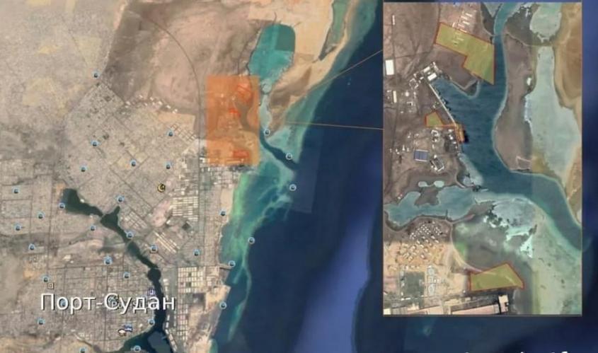 О базе ВМФ в Судане. Перспективах армии и корпораций России в Африке