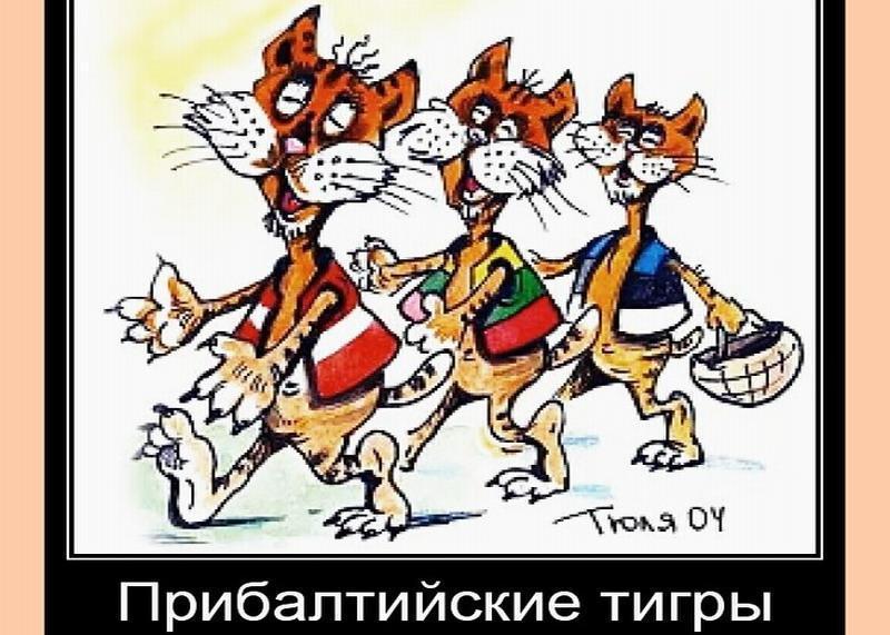 Евросоюз забивает очередной гвоздь в крышку гроба «прибалтийских тигров»